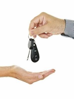 Car Accident Loaner Car