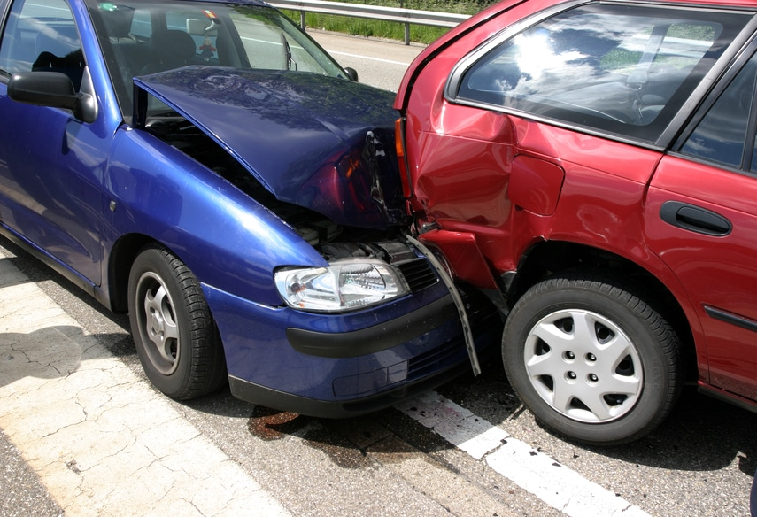 California SR-1 Report of Traffic Accident