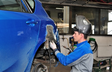 Auto Body Shop Repairs in California, California Law, Los Angeles Car Accident Lawyer