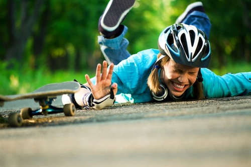 Skateboard Car Accident Attorney Los Angeles