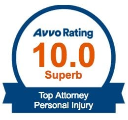 Avvo 10/10 Lawyer rating