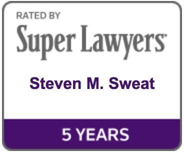Super Lawyers 5 yrs service
