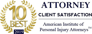 10 Best 2018 Attorney - Client satisfaction