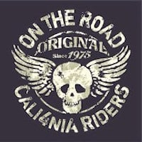 California Riders Logo