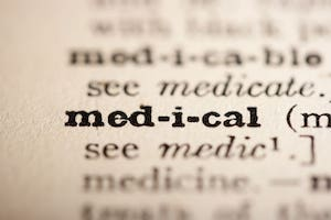 Personal Injury Medical Term Glossary