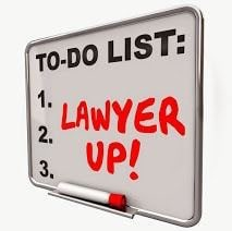 To-Do List, Lawyer Up